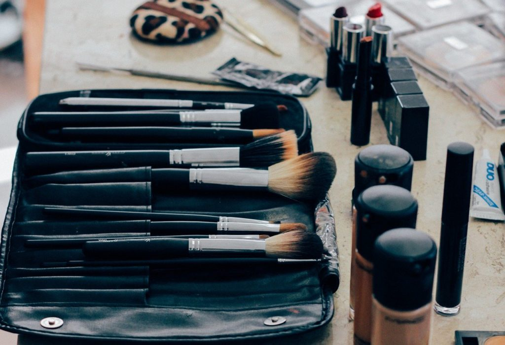 Le maquillage pour femmes enceintes