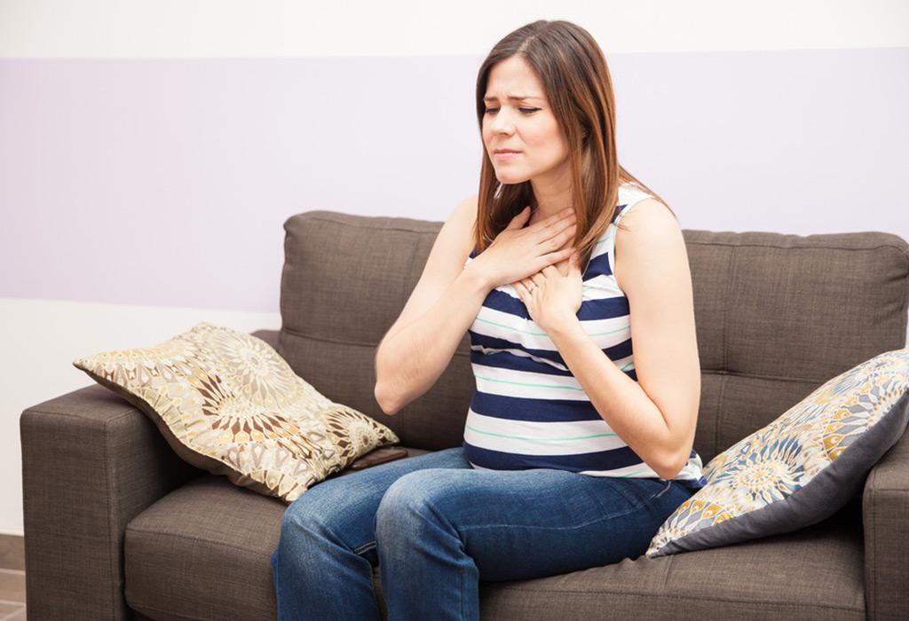 Les problèmes digestifs à 6 mois de grossesse
