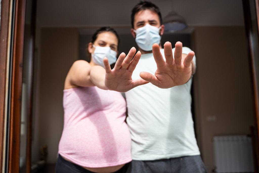 Comment vivre sa grossesse pendant le confinement ?