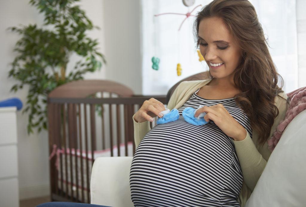 Les préparatifs à 7 mois de grossesse
